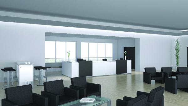 Empfangsbereich - Klain Büromöbel